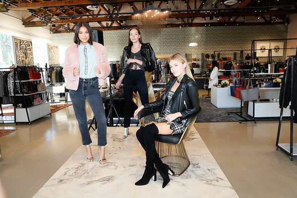 Newport Beach Boutique Grand Opening (Press Images)