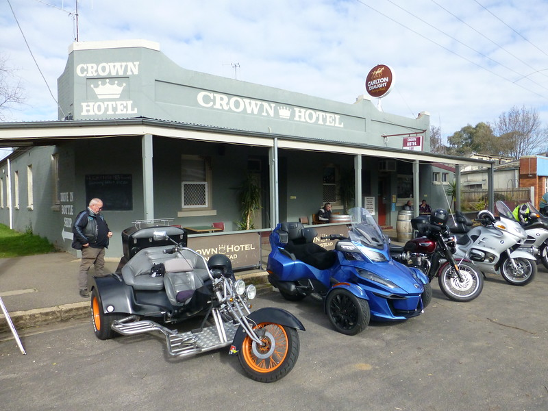 Sunday 22 July Ride to Crown Hotel Newstead  I-x633MZb-L
