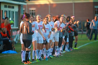 Women's Soccer vs Campbell
