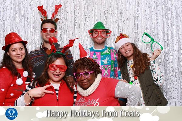 Coats Holiday Party 2018 @ Coats North America Regional Office 12.13.2018
