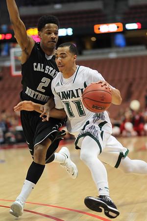 UH vs. Cal State Northridge 2014 Big West Tournament