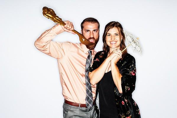 Jillian & Dan at Woodlands!