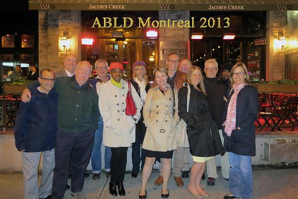 ABLD Montreal 2013