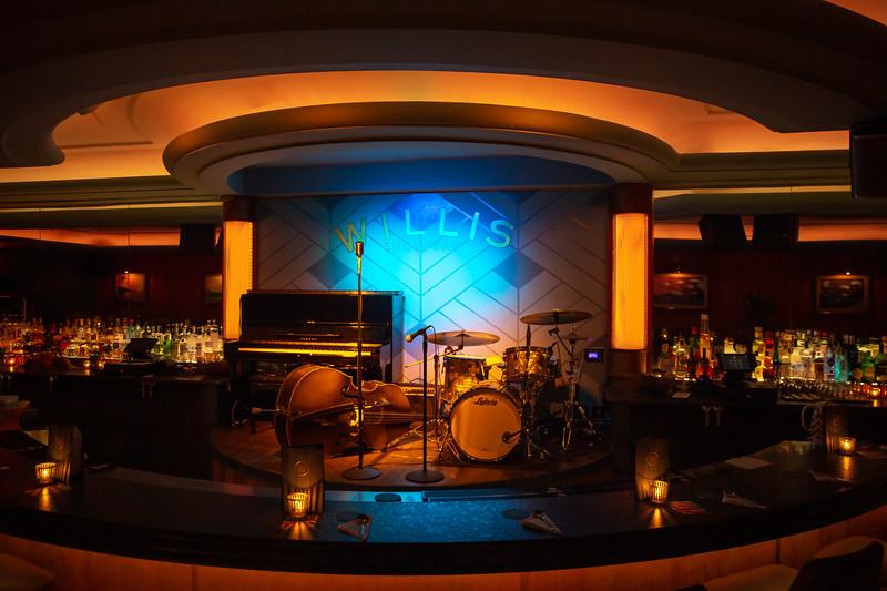 2019 Jan 27 Willis Show Bar, Private Event - Detroit: Joe Alcodray