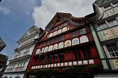 Switzerland May 2011 - Monday - Appenzell and Konstanz