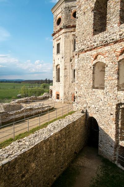 Krzyztopor Castle, Ujazd, Swietokrzyskie, Poland