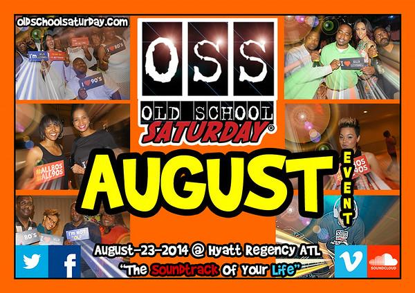 Aug-23-2014 OSS @ Hyatt Regency ::: ATL, GA, USA