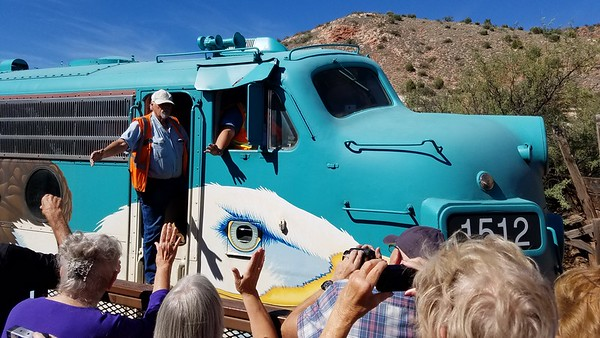Verde Canyon Railroad - 2017