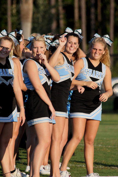 Ponte Vedra HS Cheer and Splash