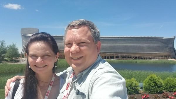 May 20, 2019 Ark Encounter in Kentucky