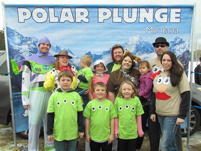 Polar Plunges