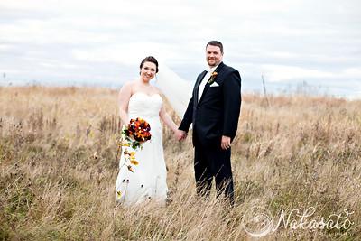 Melissa & Mike {wedding day}