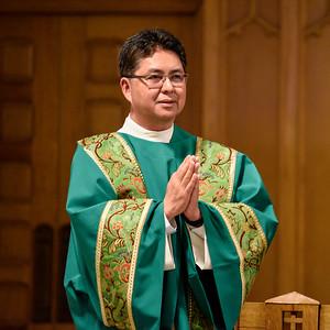Deacon Bob Liwanag
