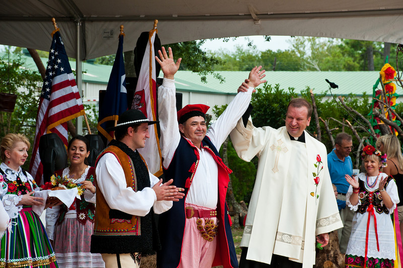 2010 Houston Polish Harvest Festival - Saturday