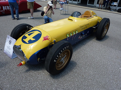 "Indianapolis Motor Speedway - ""Celebration of Automobiles"" - 10 May '14"