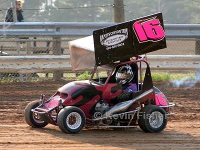 All Micro Sprint Photos from Hammerdown Raceway (2008-2009)