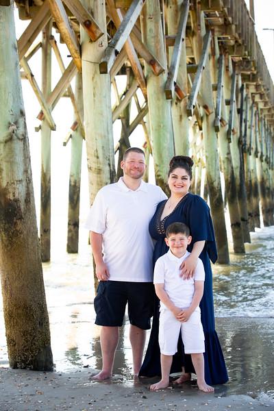 Julie Baker Family