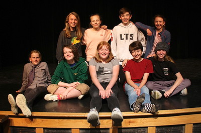 LTS Presents Rivalry Week...Rehearsal II photos by Gary Baker