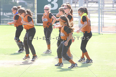 June 26, 2011  Hot Shotz vs Crew 10U