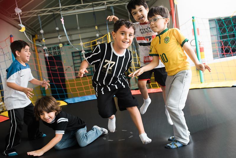 Lucas 6 anos - Parque da Mônica