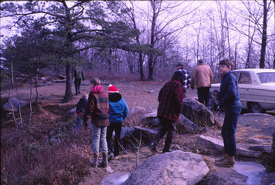 Mystic Seaport, Boy Scouts, Hunting--'69-72