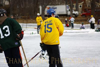 Pond Hockey Classic - 2012