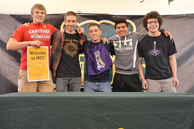 CLS Senior Signing Day Period8