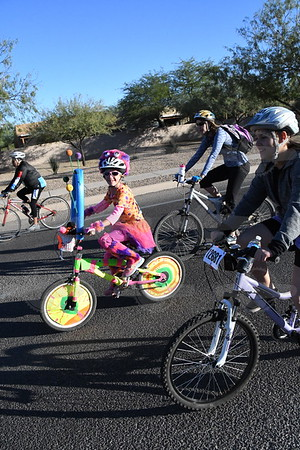 Fun Ride - 2017 El Tour De Tucson