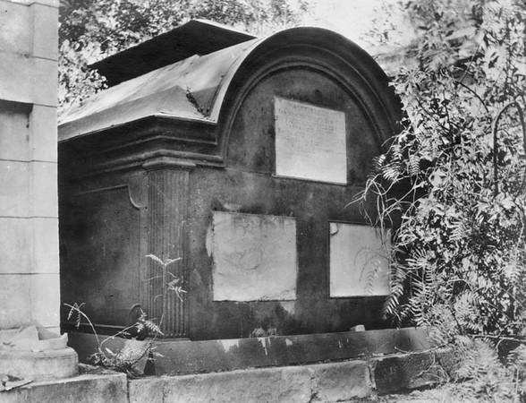 1880, Pico Family Tomb