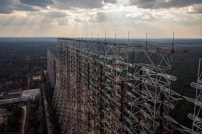 Duga - Prypjat, Tschernobyl.