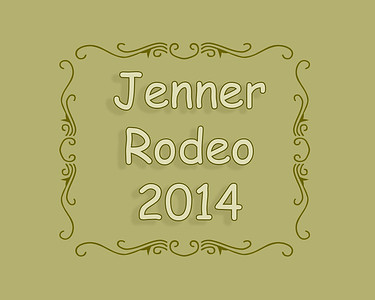 Jenner Rodeo 2014