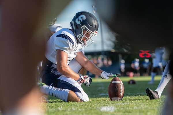 Shawnee Wolves at Guthrie 8-31-18