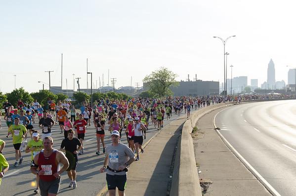 2012.05.20 Cleveland Marathon