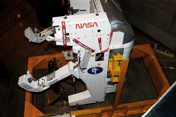 Shuttle Manned Maneuvering Unit
