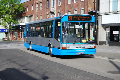 Brentwood's buses - Ensign