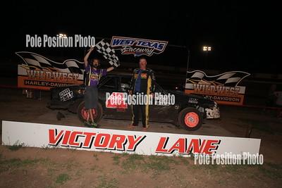 West Texas Raceway  8.24.18