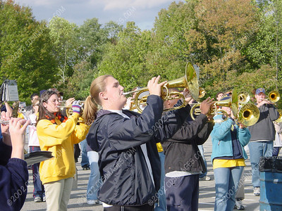 Practice Photos - October 18, 2002