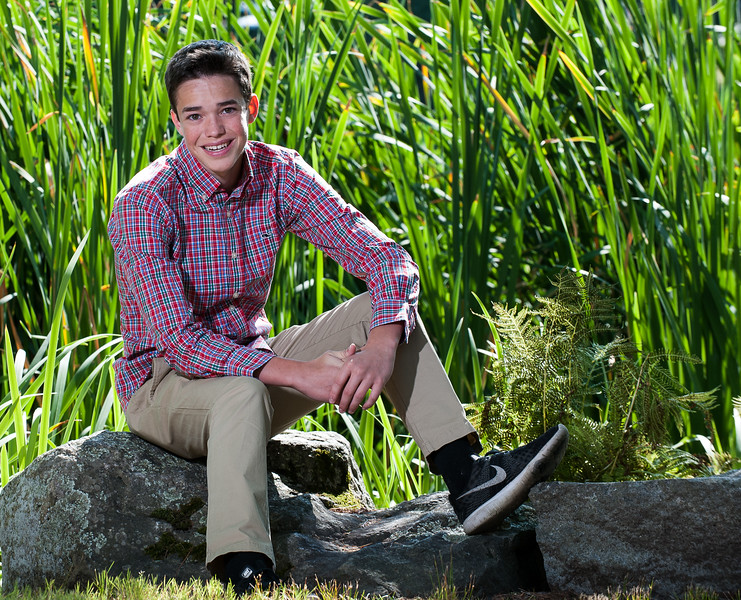 Tom Turgeon Senior Photos