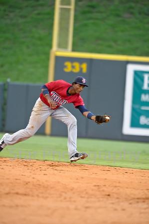 Twins vs Astros 7-13-2012