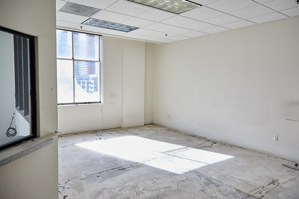 5th Floor - Raw Office Space