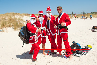 Santa Downwinder Perth 20.12.2014