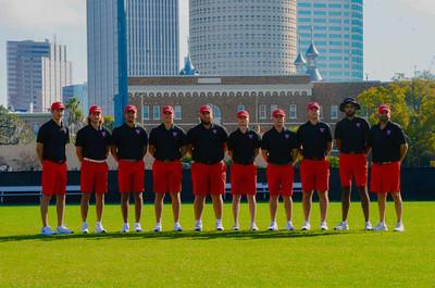 2020-21 Men's Golf Team Photos