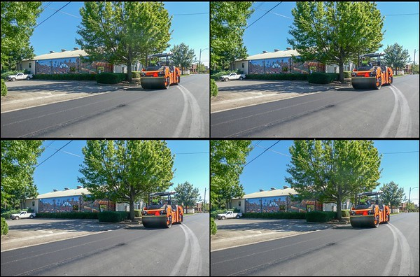 Street re-Paving 5-31-20