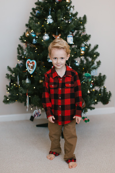 2019 Christmas Mini // The Comport Family