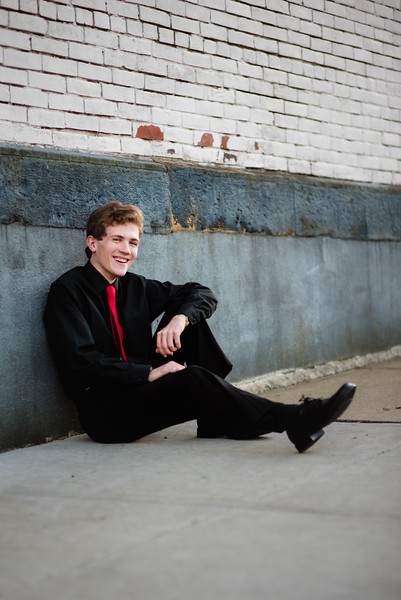 Senior Session: Ben Laderer