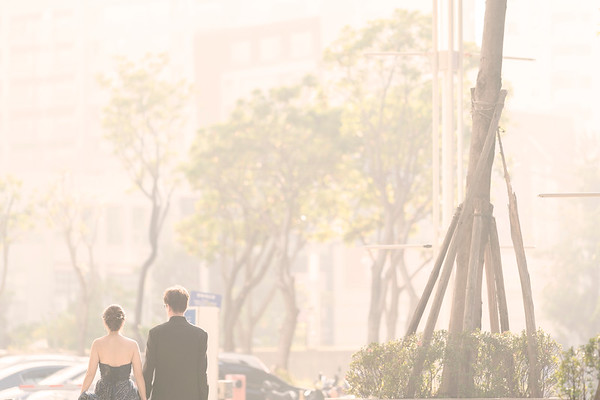 婚禮攝影_高雄漢來_清新自然