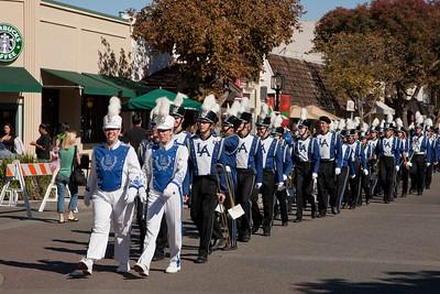 Los Altos Homecoming Parade 2009