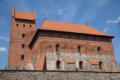 20120429 Wilno i Zamek w Trokach