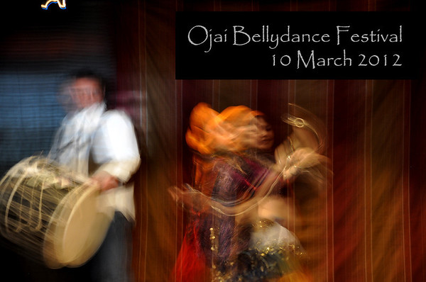 Ojai Bellydance Festival - 10 March 2012