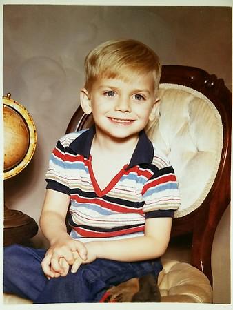 Joey Growing Up